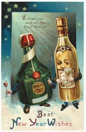 NYE Bottles