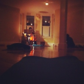 Yin Yoga and Cello