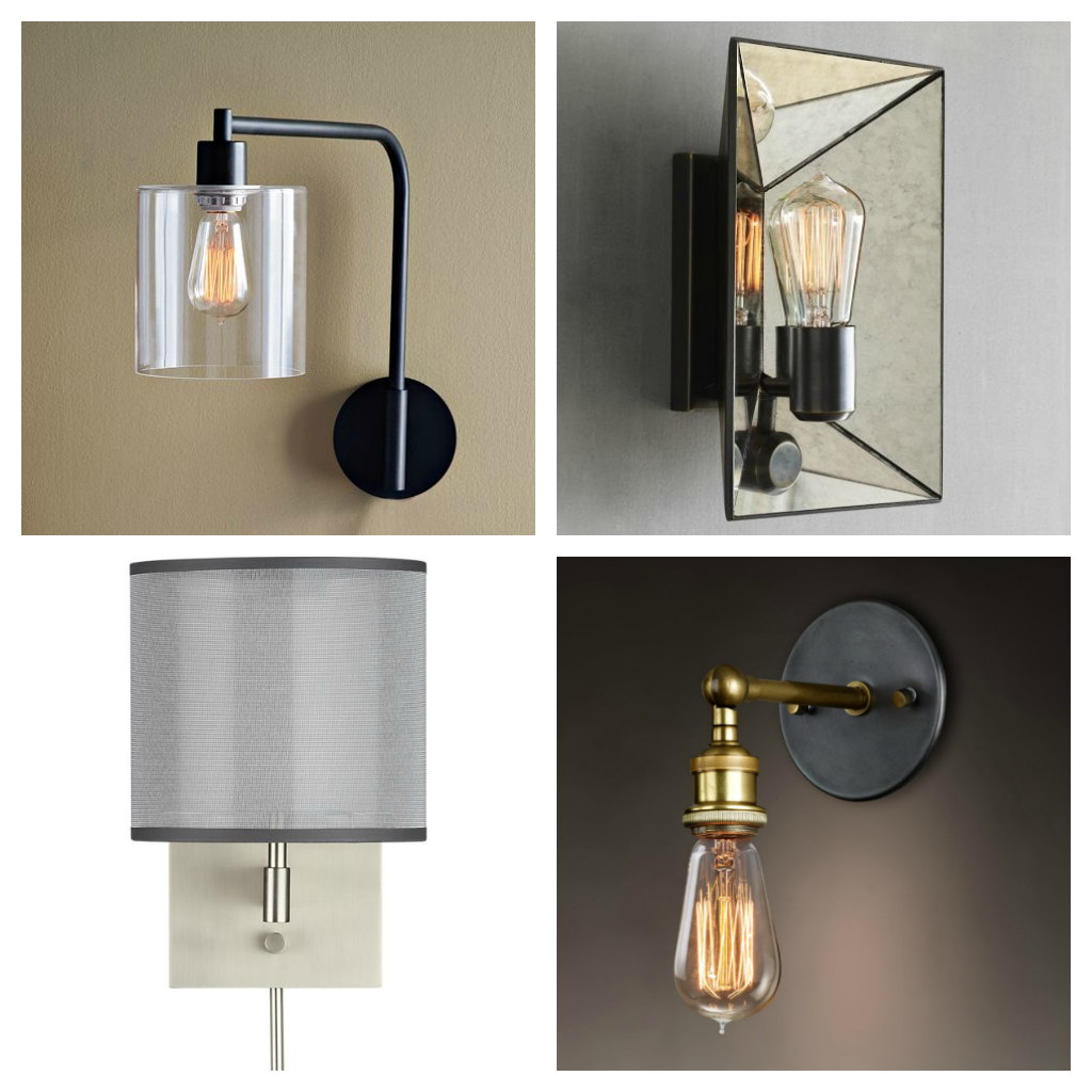 Decor Debate: Interior Sconces | the loud and clear