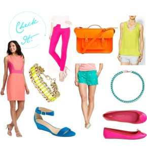 Spring Brights from The Loud and Clear