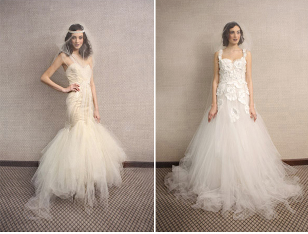 how to choose your perfect wedding dress from talc