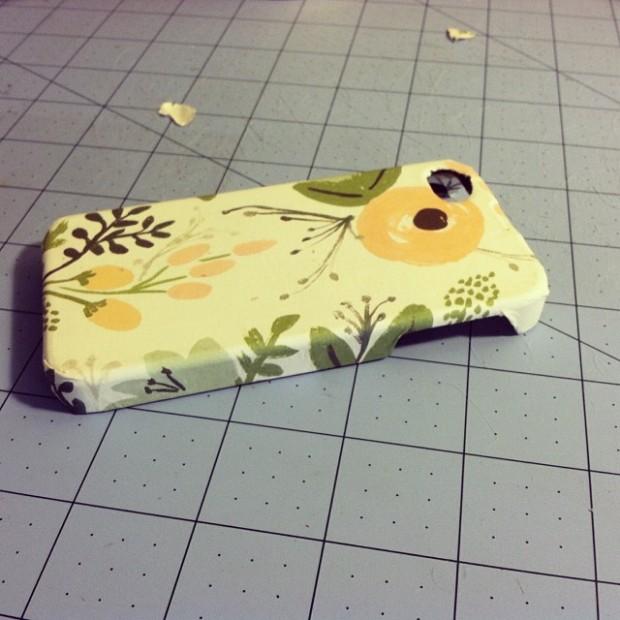 DIY Rifle Phone Case
