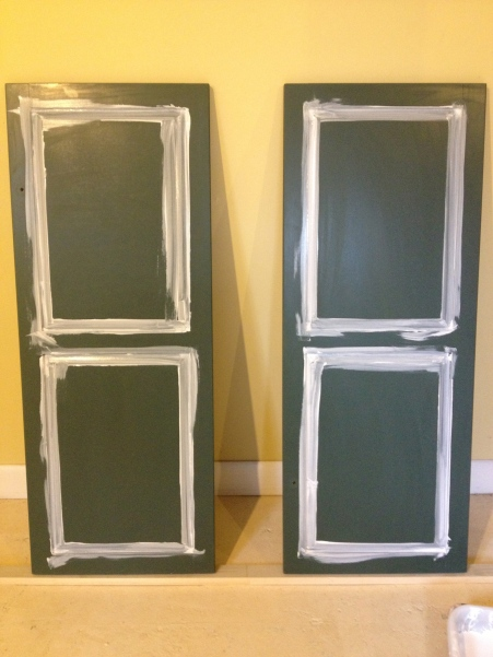 Cabinet Door Prep